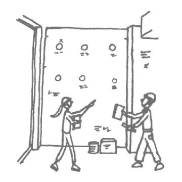 工事契約・工事管理イメージ